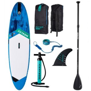 aztron-mercury-sup-board-with-accessories-paddle-handpump-leash-bag-fin