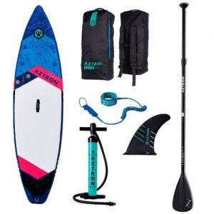 aztron-terra-touring-sup-board-with-accessories-paddle-handpump-leash-bag-fin