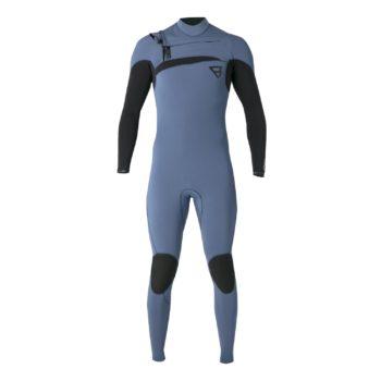 Brunotti Wetsuits Men Gravity Fullsuit 3/2mm Cascade Blue