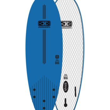 ONE 6'0_ BUG SOFTBOARD (Lime)